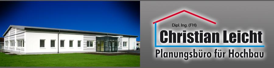 Bauplanung Christian Leicht